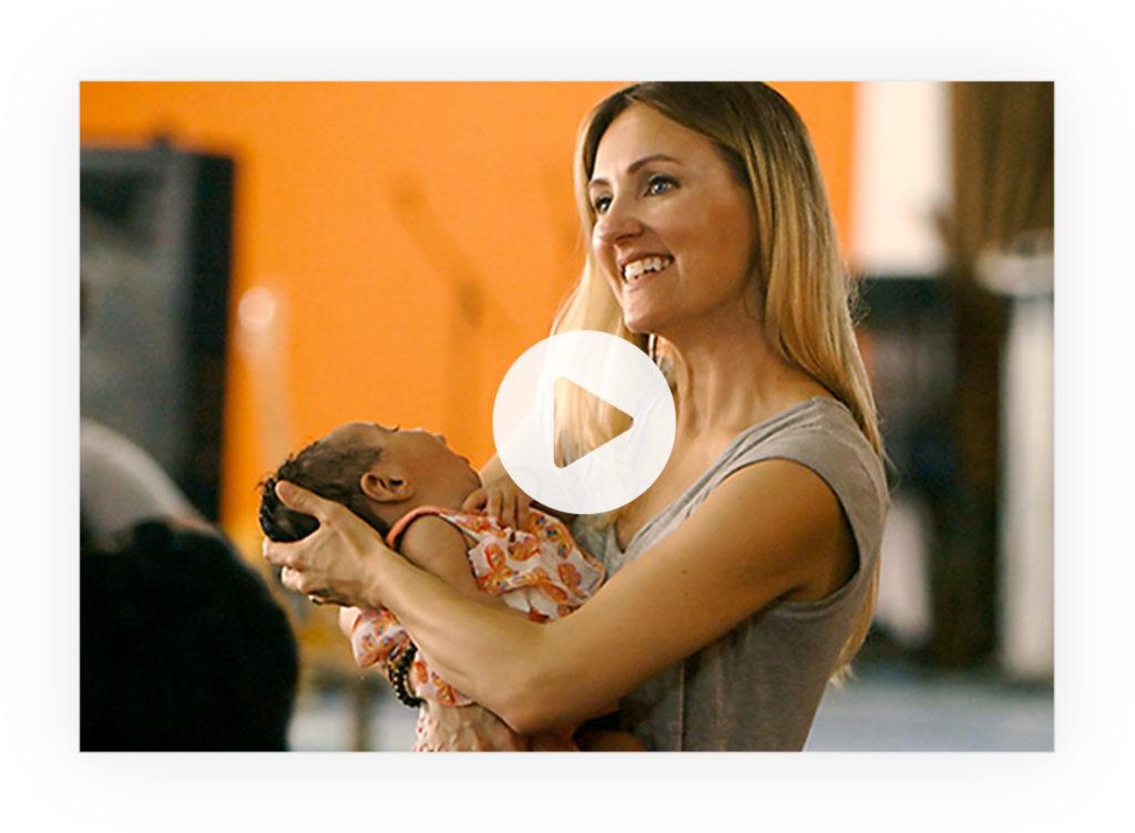 Mandy Arioto Compassion International Video