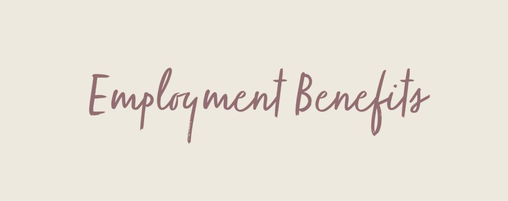 Employment - MOPS